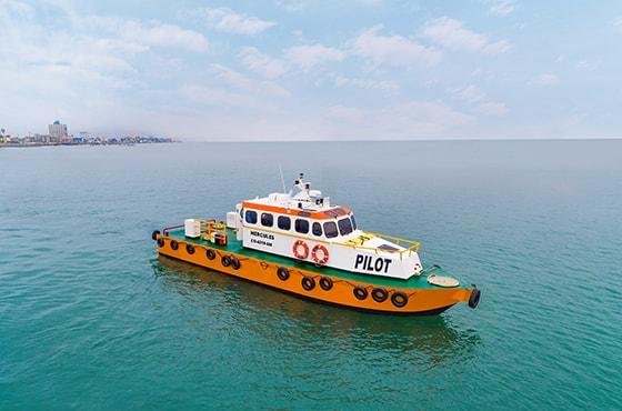 Pic 14 - Hercules Boat