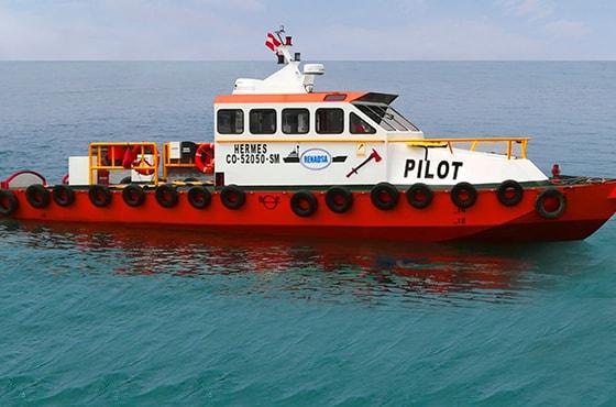 Pic 15 - Hermes Boat